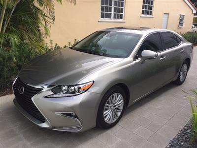 2016 Lexus ES 350 lease in Coral Gables ,FL - Swapalease.com