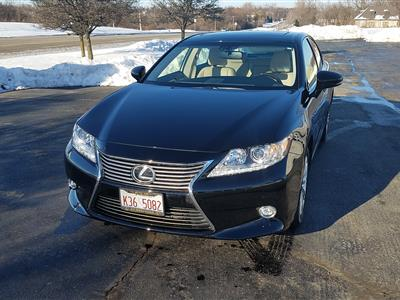 2015 Lexus ES 350 lease in Machesny,IL - Swapalease.com