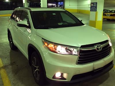 2016 Toyota Highlander lease in WASHINGTON,DC - Swapalease.com