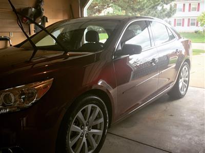 2015 Chevrolet Malibu lease in Lansing,MI - Swapalease.com