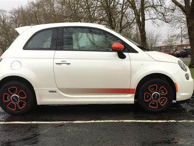2017 Fiat 500e lease in Portland,OR - Swapalease.com