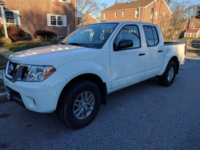 2016 Nissan Frontier lease in Havertown,PA - Swapalease.com