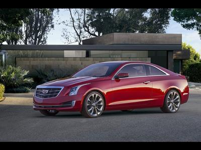 2015 Cadillac ATS Coupe lease in Lexington,KY - Swapalease.com