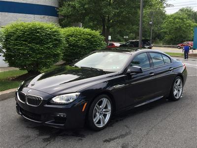 2014 BMW 6 Series lease in Conshohocken,PA - Swapalease.com