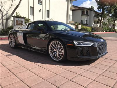 2017 Audi R8 lease in La Jolla,CA - Swapalease.com