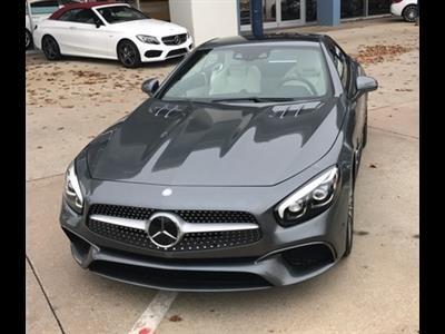 2017 Mercedes-Benz SL Roadster lease in Talsa,OK - Swapalease.com