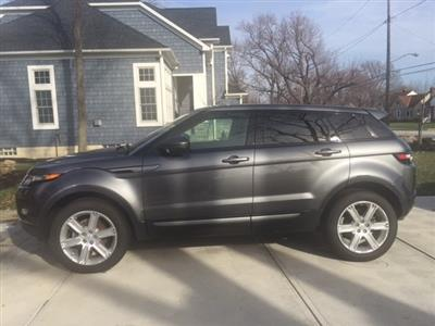 2015 Land Rover Range Rover Evoque lease in Willowick,OH - Swapalease.com