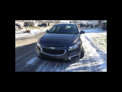 2016 Chevrolet Cruze lease in Indianapolis,IN - Swapalease.com