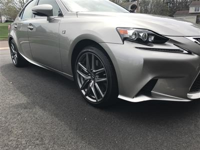 2016 Lexus IS 350 F Sport lease in Brooklyn,NY - Swapalease.com