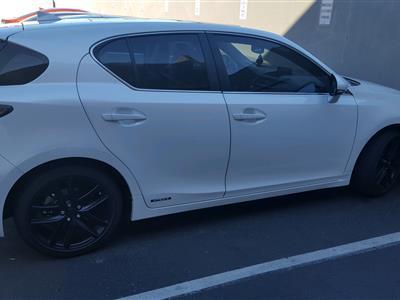 2017 Lexus CT 200h lease in Phoenix,AZ - Swapalease.com