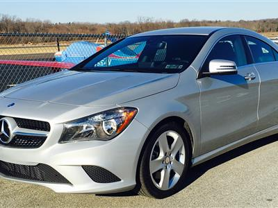 2016 Mercedes-Benz CLA-Class lease in Norristown,PA - Swapalease.com