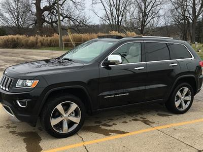 2016 Jeep Grand Cherokee lease in Parkersburg,WV - Swapalease.com