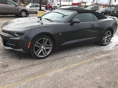 2016 Chevrolet Camaro Convertible lease in Kenosoha,WI - Swapalease.com