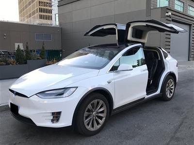 2016 Tesla Model X lease in Brookline,MA - Swapalease.com