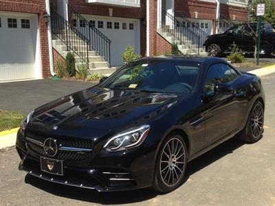 2017 Mercedes-Benz SLC Roadster lease in Fairfax,VA - Swapalease.com