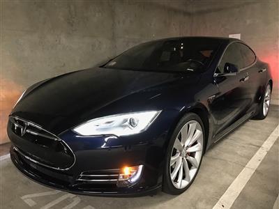 2014 Tesla Model S lease in Los Angeles,CA - Swapalease.com