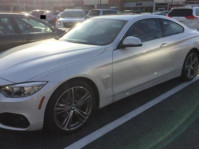 2017 BMW 4 Series lease in Arlington,VA - Swapalease.com