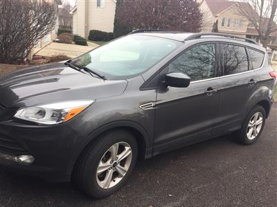 2015 Ford Escape lease in Naperville,IL - Swapalease.com