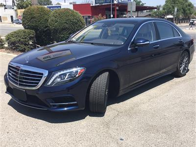 2015 Mercedes-Benz S-Class lease in Bakersfield,CA - Swapalease.com