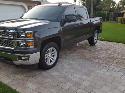 2015 Chevrolet Silverado 1500 lease in Coral Springs,FL - Swapalease.com