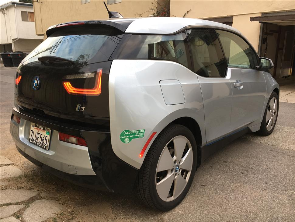 2014 bmw i3 lease in santa monica ca. Black Bedroom Furniture Sets. Home Design Ideas