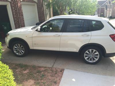 2016 BMW X3 lease in atlanta,GA - Swapalease.com