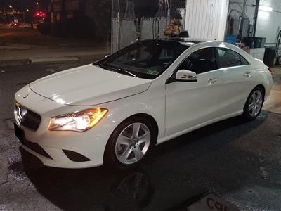 2016 Mercedes-Benz CLA-Class lease in Philadelphia,PA - Swapalease.com