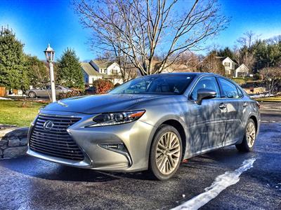 2016 Lexus ES 350 lease in Stamford,CT - Swapalease.com