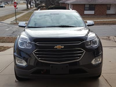 2017 Chevrolet Equinox lease in Lincoln,NE - Swapalease.com