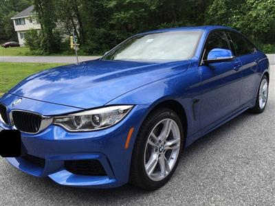 2015 BMW 4 Series lease in Pelham,NH - Swapalease.com