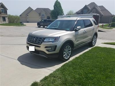 2017 Ford Explorer lease in Kansas City ,MO - Swapalease.com