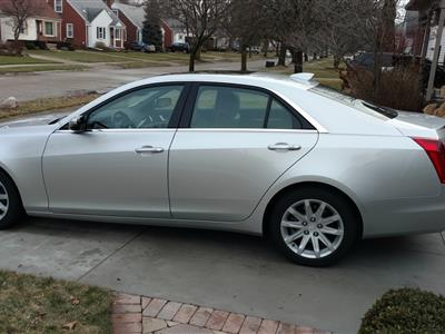 2016 Cadillac CTS lease in Royal Oak,MI - Swapalease.com