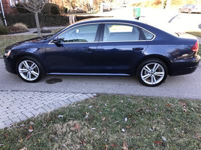 2014 Volkswagen Passat lease in Cincinnati,OH - Swapalease.com