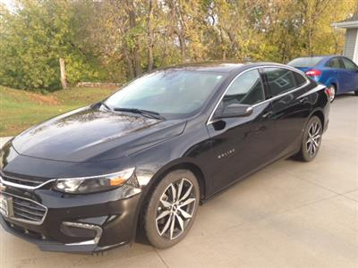 2016 Chevrolet Malibu lease in Sherwood,WI - Swapalease.com