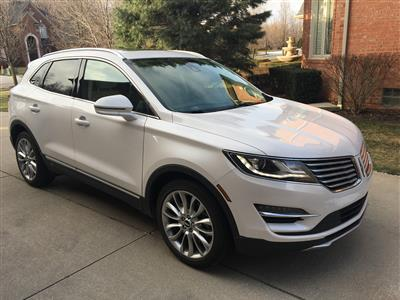 2016 Lincoln MKC lease in Bloomfield,MI - Swapalease.com