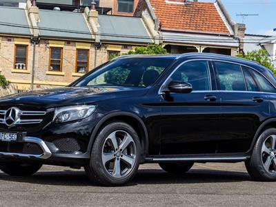 2016 Mercedes-Benz GLC-Class lease in Humble,TX - Swapalease.com