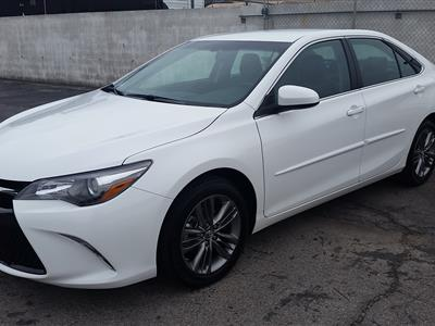 2017 Toyota Camry lease in Glendale,CA - Swapalease.com