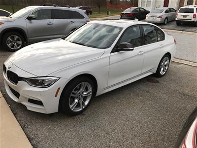 2015 BMW 3 Series lease in Bear,DE - Swapalease.com