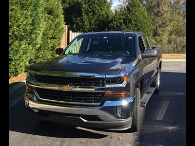 2016 Chevrolet Silverado 1500 lease in Savannah,GA - Swapalease.com