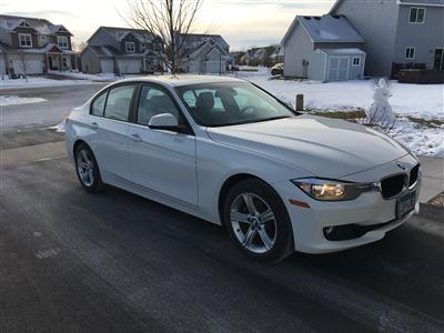 2013 BMW 3 Series lease in Rosemount,MN - Swapalease.com