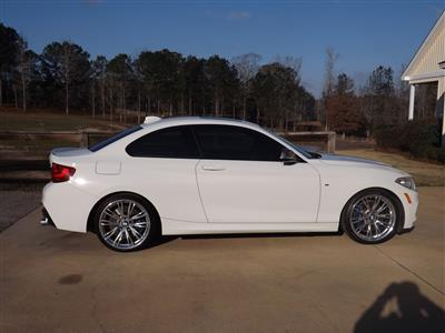 2016 BMW 2 Series lease in Eclectic,AL - Swapalease.com