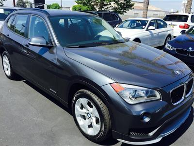 2015 BMW X1 lease in los angeles,CA - Swapalease.com