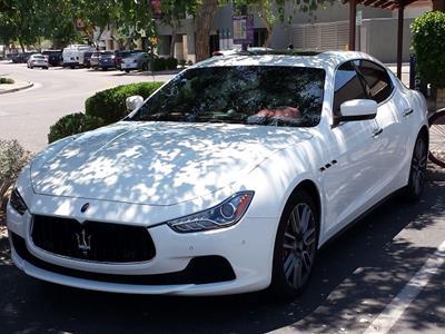 2015 Maserati Ghibli lease in Pittsburgh,PA - Swapalease.com