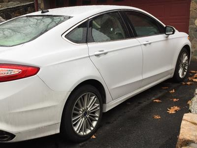 2016 Ford Fusion lease in New York,NY - Swapalease.com