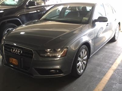 2013 Audi A4 lease in New Rochelle,,NY - Swapalease.com