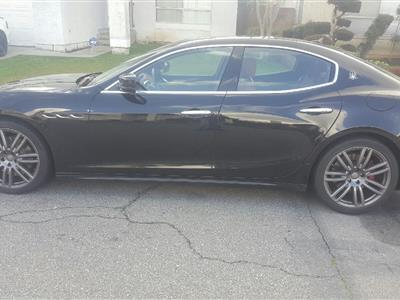 2015 Maserati Ghibli lease in Westminster,CA - Swapalease.com