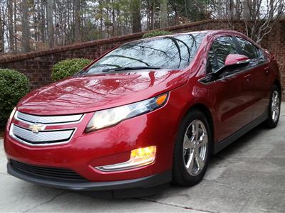 2015 Chevrolet Volt lease in Kennesaw,GA - Swapalease.com