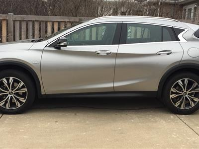 2017 Infiniti QX30 lease in Western Springs,IL - Swapalease.com