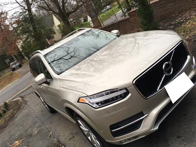 2016 Volvo XC90 lease in University Park,MD - Swapalease.com