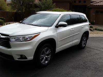 2015 Toyota Highlander lease in Scottsdale,AZ - Swapalease.com